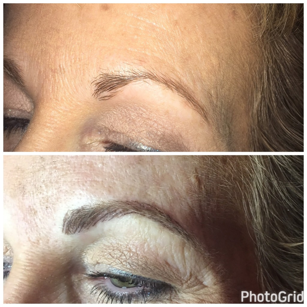 Micro pigmentation Brows